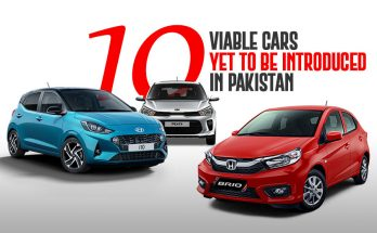 10 Viable Cars Yet to be Introduced in Pakistan 20