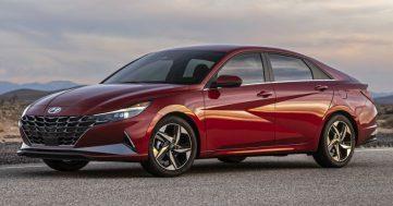 All New Hyundai Elantra Debuts- Bold Styling & Hybrid Option 2
