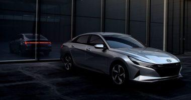 All New Hyundai Elantra Debuts- Bold Styling & Hybrid Option 8