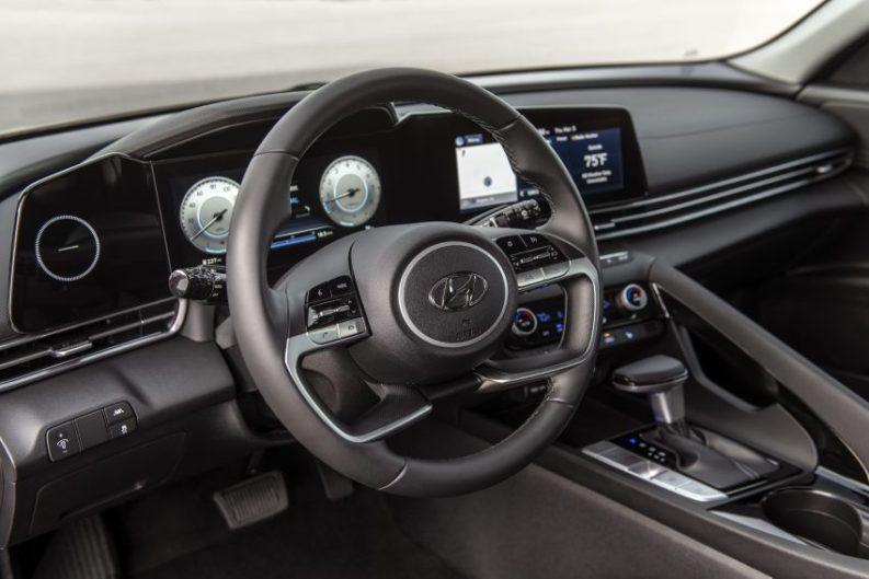 All New Hyundai Elantra Debuts- Bold Styling & Hybrid Option 5