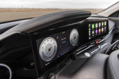 All New Hyundai Elantra Debuts- Bold Styling & Hybrid Option 6
