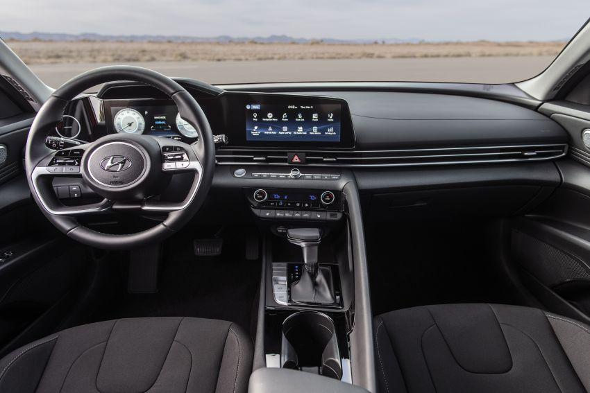 All New Hyundai Elantra Debuts- Bold Styling & Hybrid Option 4