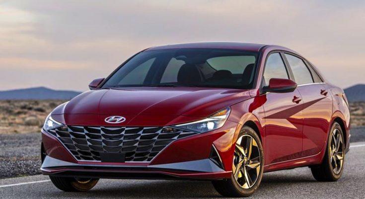 All New Hyundai Elantra Debuts- Bold Styling & Hybrid Option 1