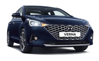 2020 Hyundai Verna Facelift Launched in India from INR 9.31 Lac 12