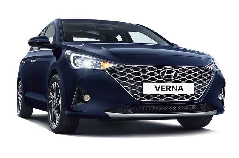 2020 Hyundai Verna Facelift Launched in India from INR 9.31 Lac 1