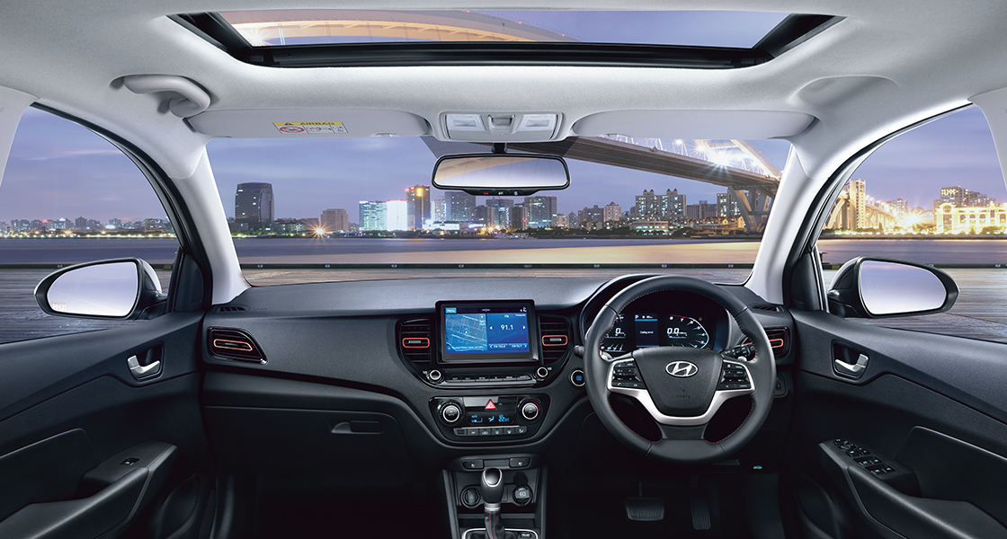 2020 Hyundai Verna Facelift Launched in India from INR 9.31 Lac 7