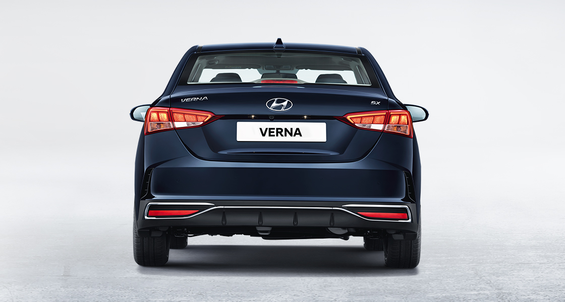 2020 Hyundai Verna Facelift Launched in India from INR 9.31 Lac 4