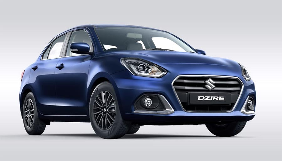 2020 Suzuki Dzire Facelift Launched in India from INR 5.89 lac 10