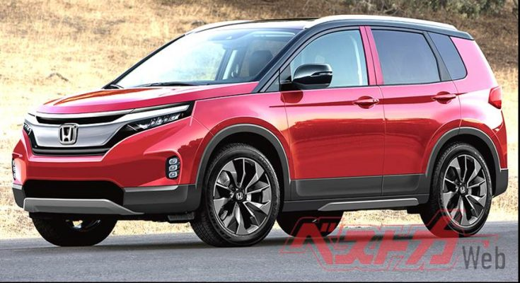 Honda to Unveil New Global Compact SUV in Mid 2020 1