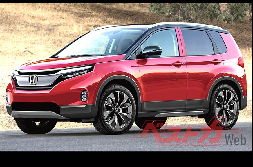 Honda to Unveil New Global Compact SUV in Mid 2020 6