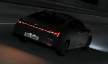 All New Hyundai Elantra Teased Ahead of 17th March Debut 4