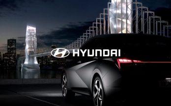 All New Hyundai Elantra Teased Ahead of 17th March Debut 4