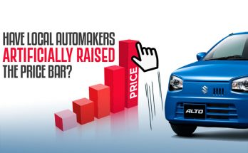 Have Local Automakers Artificially Raised the Price Bar? 4