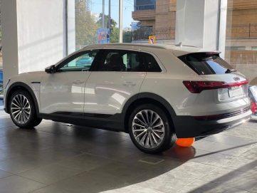 Audi Brings the E-tron Quattro Electric SUV to Pakistan 5