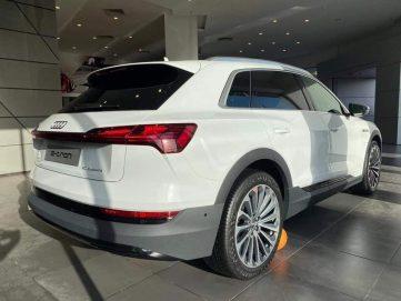 Audi Brings the E-tron Quattro Electric SUV to Pakistan 6