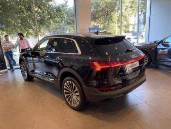 Audi Brings the E-tron Quattro Electric SUV to Pakistan 17