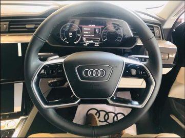 Audi Brings the E-tron Quattro Electric SUV to Pakistan 12
