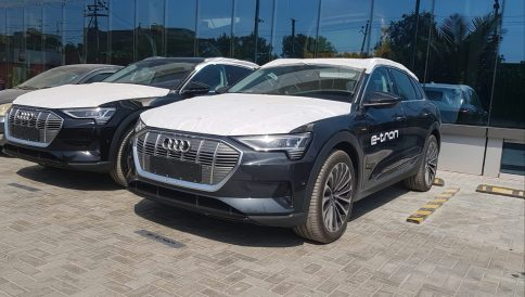 Audi Brings the E-tron Quattro Electric SUV to Pakistan 21