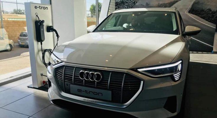 Audi Brings the E-tron Quattro Electric SUV to Pakistan 1