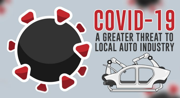 COVID-19 Poses Greater Threat to Local Auto Sector 1