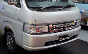 2020 Suzuki Carry Luxury Launched in Indonesia 4