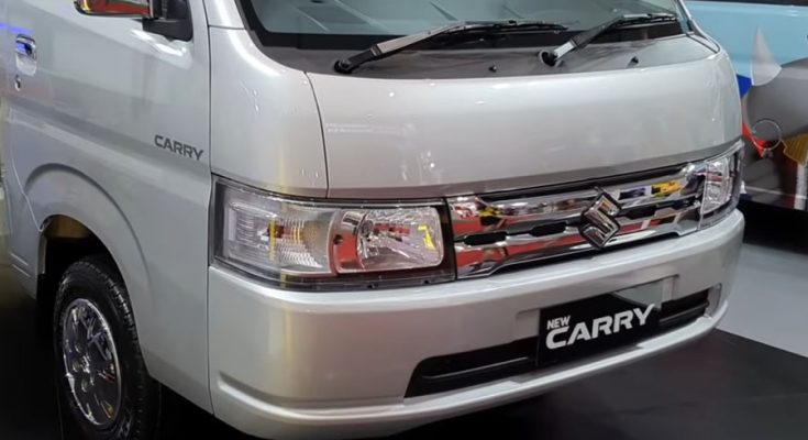 2020 Suzuki Carry Luxury Launched in Indonesia 1