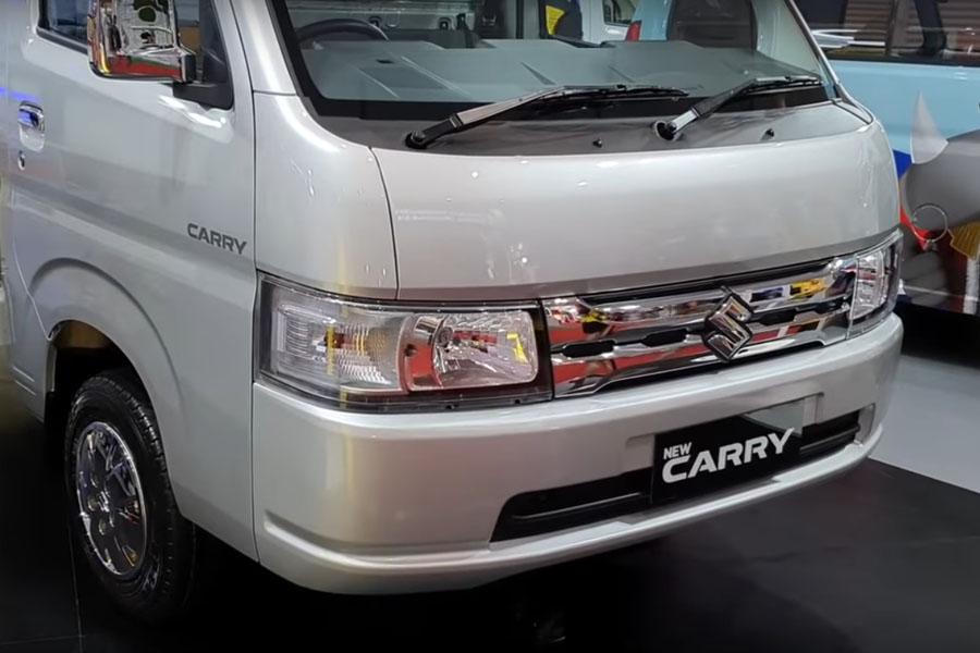 2020 Suzuki Carry Luxury Launched In Indonesia Carspiritpk