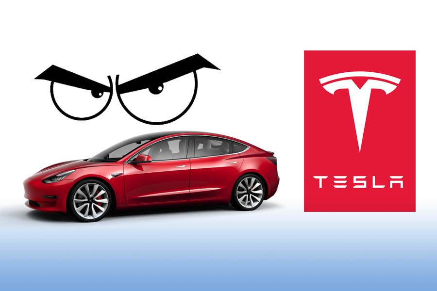 China Not Happy with Tesla's Consistency 5