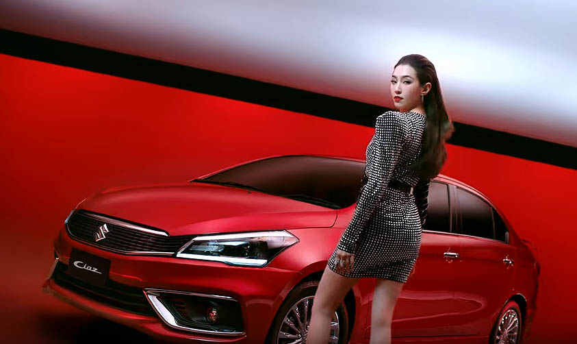 2020 Suzuki Ciaz Facelift Launched in Thailand 2