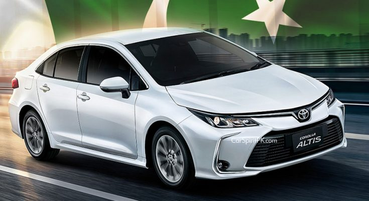 12th Gen Toyota Corolla to Begin Reaching Pakistan from This Year 1