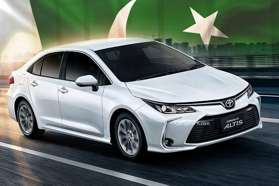 12th Gen Toyota Corolla To Begin Reaching Pakistan From This Year Carspiritpk