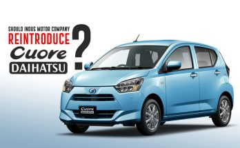 Should IMC Re-Introduce Daihatsu Cuore in Pakistan? 26