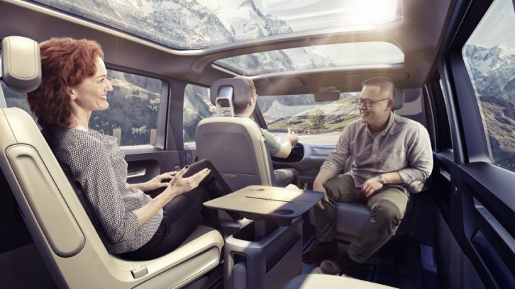 Volkswagen's Nostalgic Type 2 Van to Relive as E-Bulli 5