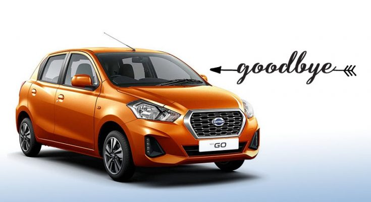 Nissan Discontinues Datsun Brand in Indonesia 1