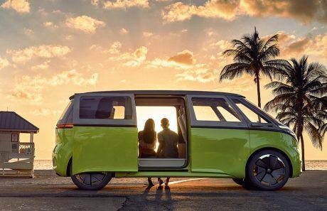 Volkswagen's Nostalgic Type 2 Van to Relive as E-Bulli 8