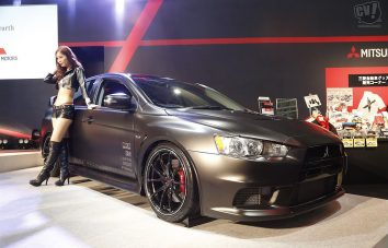 Remembering the Legendary Mitsubishi Lancer Evo 12