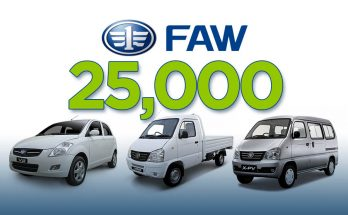 Al-Haj FAW Achieves 25,000 Units Sales Milestone 2
