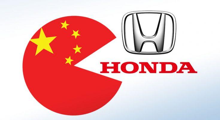 GAC Honda to Absorb Honda Automobiles China 1