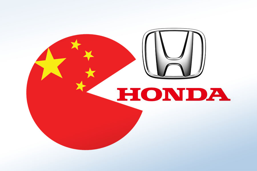 GAC Honda to Absorb Honda Automobiles China 2