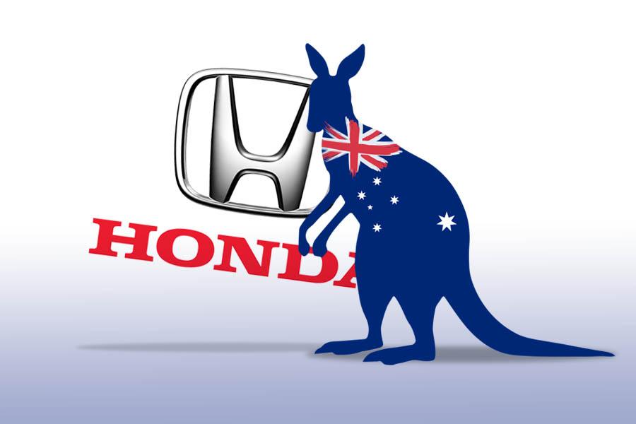 Honda Considering to Quit from Australia 1