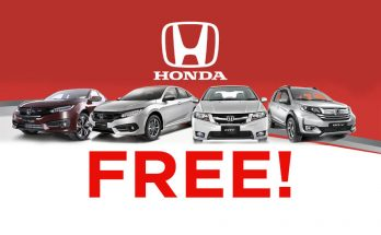 Honda Offers 'Month Full of Surprises' to Lure Customers 10
