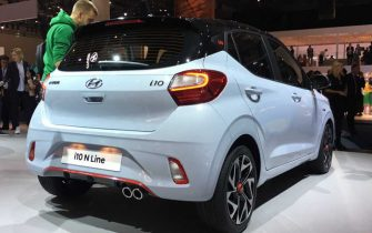 Hyundai i10- Small Wonder That's Yet to Arrive in Pakistan 13