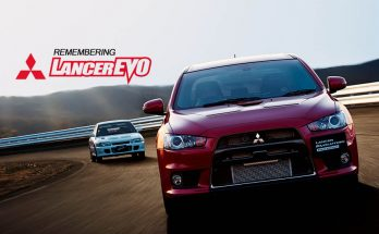 Remembering the Legendary Mitsubishi Lancer Evo 18