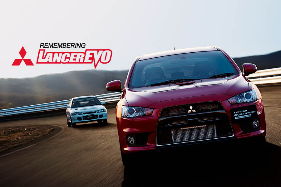 Remembering the Legendary Mitsubishi Lancer Evo 1