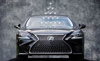 Lexus Recreates the Timeless 'Champagne Glass' Commercial for the New LS-500 5