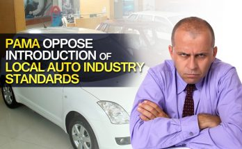 PAMA Oppose Introduction of Local Auto Industry Standards 14