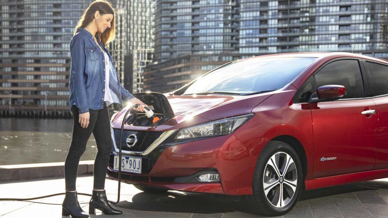 Nissan Explains How EVs Can Help Fight Escalating Air Pollution 1