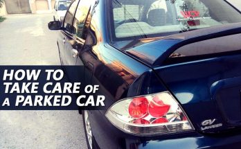 Guide: How to Take Care of Your Parked Car 9