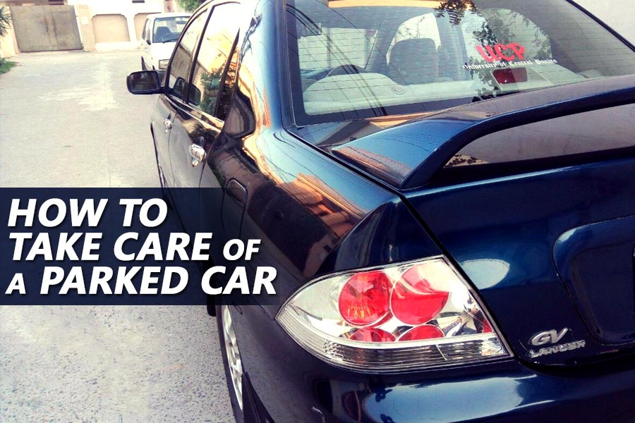 Guide: How to Take Care of Your Parked Car 1