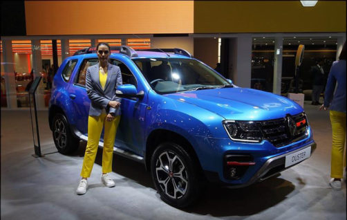 Renault Launches Duster Turbo in India Priced from INR 10.49 lac 6